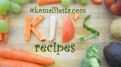 Kids and Baby recipes launch on Komalfiesta