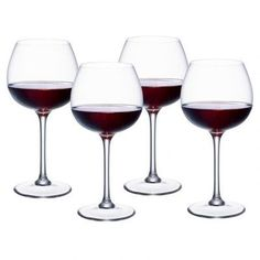 Villeroy & Boch Purismo Full Bodied Red Wine Glass