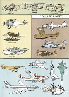 mini mocha: Vintage Flight/ Airplane Party