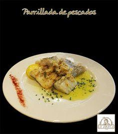 PARRILLADA DE PESCADOS