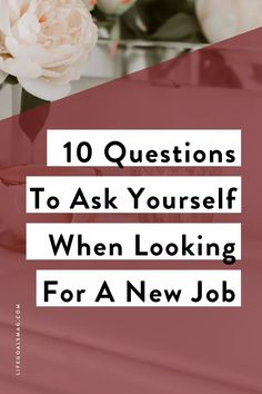 job hunting? here are some prompts to journal on while looking for a new job. career questions to ask yourself while looking for a job. Career Opportunities, Career Goals, New Career, New Job, Life Goals, Professional Goals, Professional Development, Make Ends Meet, Management Styles