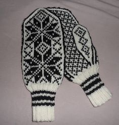 Hjemmelaget: Selbuvotter Mittens, Knitting Patterns, Winter Hats, Wool, Embroidery, Crochet, Knit Scarves, Macrame, San