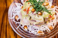 Wasabi Ceviche