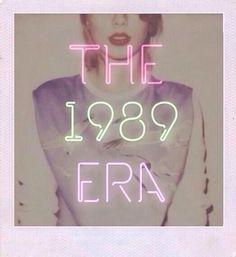 The 1989 era.
