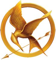 Halloween Pumpkin Carving Template Freebie! Hunger Games! Judge me, I dare you.