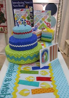 Exceptionnel Sew In Love {with Fabric} Cute Birthday Table Runner