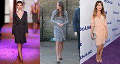 Vestido envelope é a dica para parecer mais magra / Crédito: Getty Images
