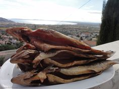 Forelle warm räuchern, so gehts Smoked Fish, Charcuterie, Food And Drink, Pork, Homemade, Meat, Recipes, Sausages, Smoking