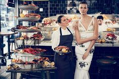 Karlie Kloss In The Kitchen: The Model Takes Us On A New York Restaurant Tour – Vogue