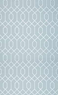 LA FARGE, Metallic Silver on Blue, Collection Graphic Resource from Thibaut Graphic Patterns, Tile Patterns, Textures Patterns, Fabric Patterns, Digital Paper Free, Blue And White Fabric, Apple Watch Wallpaper, Flower Phone Wallpaper, 3d Home