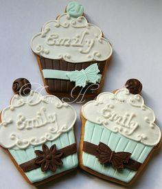 Emily's 21st Cupcakes