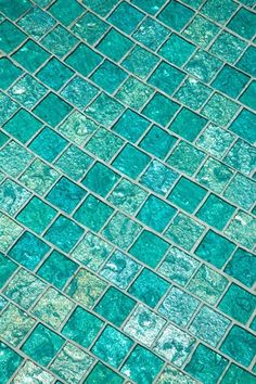 - Lightstreams All Glass Tile Pool | Aquamarine