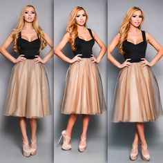 Mademoiselle Atelier dress