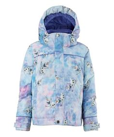 Another great find on #zulily! Burton Disney Frozen Olaf Minishred Elodie Jacket - Kids by Burton #zulilyfinds