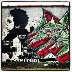 It's all so inspiring! Street Smart #streetart #StreetThread #NeoCon13 #neoconography