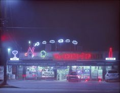 Los Angeles Neon Lights 16 La photographe Vicky Moon