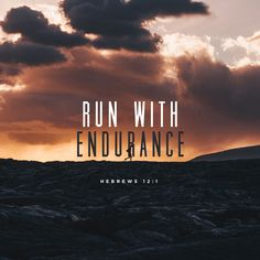 Therefore, since we are surrounded by such a huge crowd of witnesses to the life of faith, let us strip off every weight that slows us down, especially the sin that so easily trips us up. And let us run with endurance the race God has set before us . Bible Verses Quotes, Bible Scriptures, Scripture Verses, Scripture Images, Run The Race Scripture, Healing Scriptures, Biblical Verses, Daily Scripture, Bible Prayers