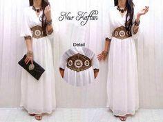 mahkota,fashion,baju,kepastian,stok TA_GU0134 Bordir White Dress fashion,belanja,anda,pasti