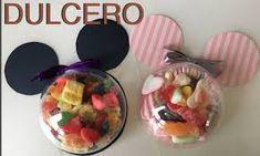Resultado de imagen para manualidades para fiestas infantiles de minnie mouse
