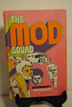 1970 The Mod SquadAssignment Hideout by TabsVintageVault on Etsy