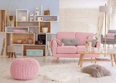 déco intérieur Pastel   Introducirás alguno de estos colores en tu hogar? ¿Cómo tienes ...