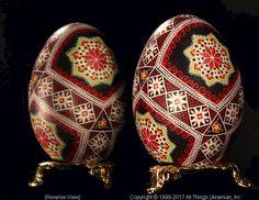 Pysanky # PYS17035 on AllThingsUkrainian.com