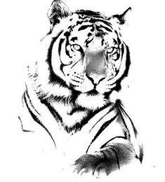 Tattoo Finka Tiger