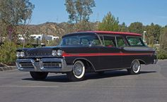1958 Mercury Voyager Two-Door Station Wagon