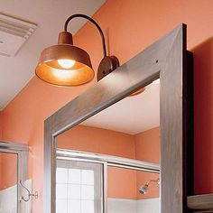Barn Wall Sconces Perfect for Small Spaces