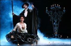 Broadway ~ Phantom of the Opera - loved this one too. :)
