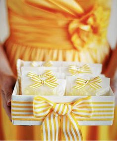 Tamryn Kirby: I Love... Glassine Bags- sealed with a ribbon bow