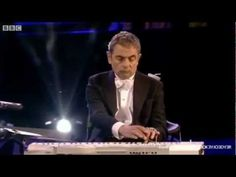 Mr Bean At The Olympic 2012 Opening! (for my best friend, since she loves him lol)