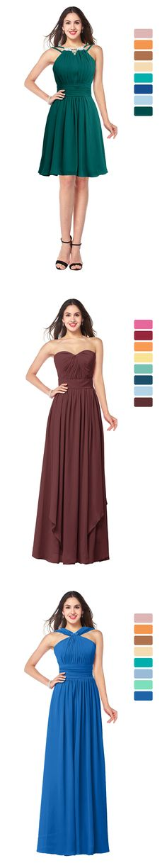 most hot bridesmaid dress in all popular colors for 2016