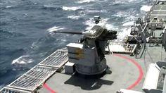 Marinha do Brasil - FOGO!
