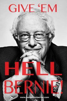 Bernie Sanders •~•