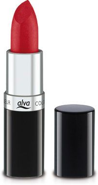 Alva Creamy Lipstick - C1 brick red
