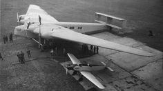 Junkers G.38 airliner (1929)
