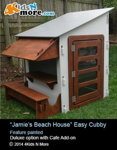 Easy cubby Enquiries Di 0413 222 815
