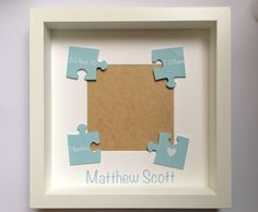 A personal favourite from my Etsy shop https://www.etsy.com/uk/listing/507167383/new-baby-photo-frame-baby-boy-baby-boy