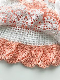 Baby Girl Dress Patterns, Baby Patterns, Coat Patterns, Baby Girl Party Dresses, Baby Dress, Dress Girl, Baby Design, Crochet Converse, Mercerized Cotton Yarn