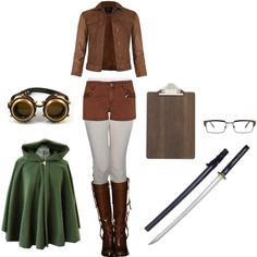 """Hanji Zoe (Attack on Titan)"" by queenstormrider on Polyvore"