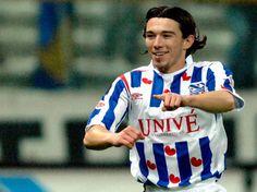 Danijel Pranjic - Motor op het middenveld. Teamspeler, multifuntioneel en een fantastisch linkerbeen. Heerenveen hield van hem en hij houdt van Heerenveen.