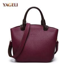 3beeea1e84b1 Women s genuine leather handbags luxury handbags women bags designer famous  brands tote bag high quality ladies