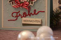 Bildergebnis für Stampin Up weihnachtliche Worte