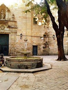 Plaça Sant Felipe Neri, #barri gòtic #barcelona