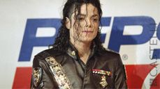 27th Jan - On this day: Michael Jackson is burned during filming for a Pepsi advert 1984   (Source: Castelli 2016 corporate diary/2016 diaries feature facts every day)