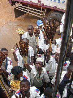 Uganda Uganda, Finger, Africa, Tips, Fingers, Counseling