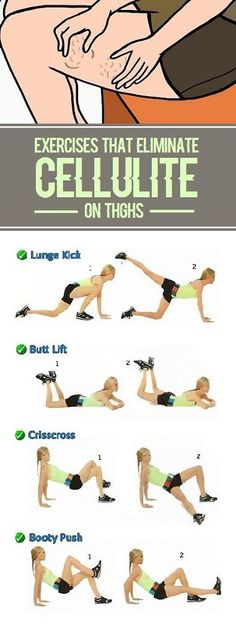 8 Best Exercises to Get Rid of Cellulite on Thighs