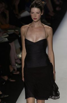 Narciso Rodriguez Spring/Summer 2003
