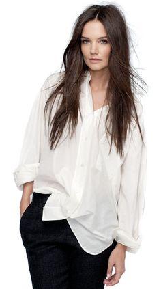Style: Borrowed from the Boys.  VanessaLarson.com